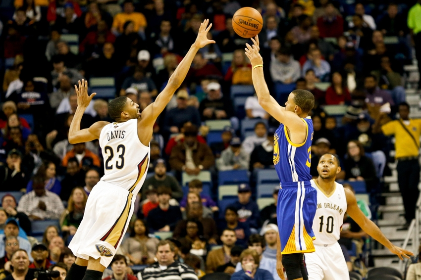 Curry: The Three Points Specialist?