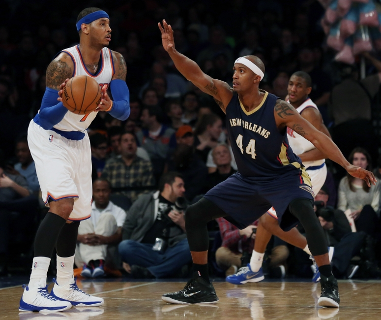 7b8e27642039 New Orleans Pelicans  What to watch for vs. Knicks