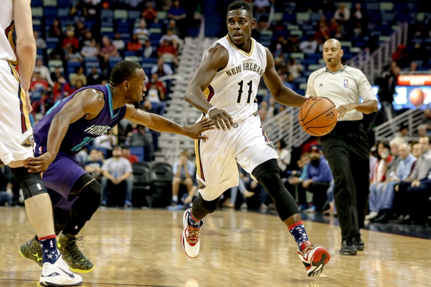 ca89db4c2b6 Preview  New Orleans Pelicans vs. Charlotte Hornets - Page 2