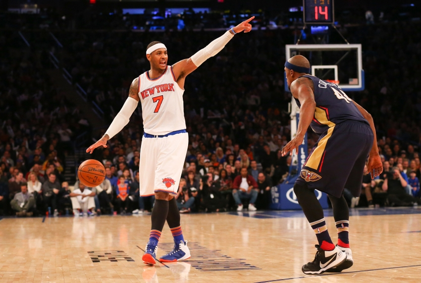 1396b4439ff2 New Orleans Pelicans vs. New York Knicks  what to watch for