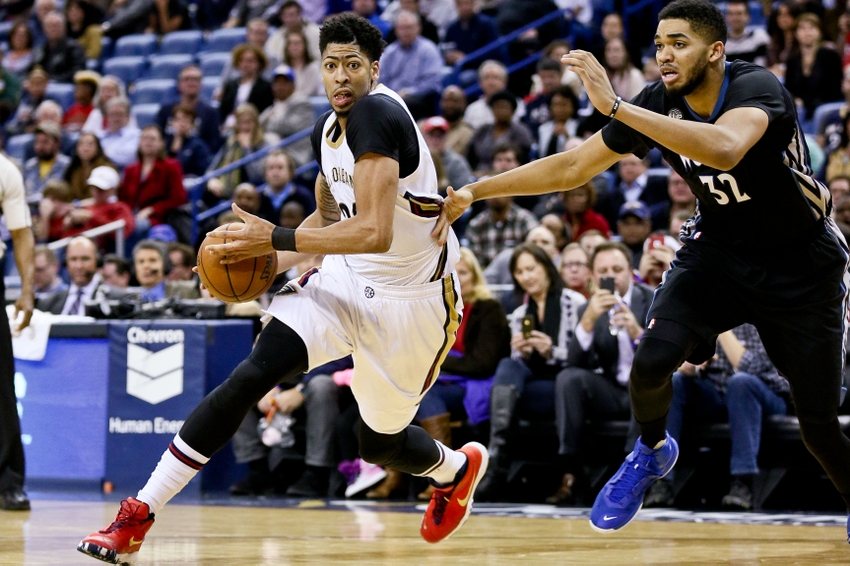 4f78f654e21 Game Preview  New Orleans Pelicans Versus Minnesota Timberwolves