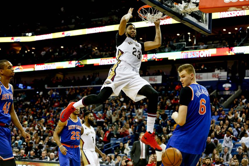 b659c3230fec Game Preview  New Orleans Pelicans continue road trip against New York  Knicks