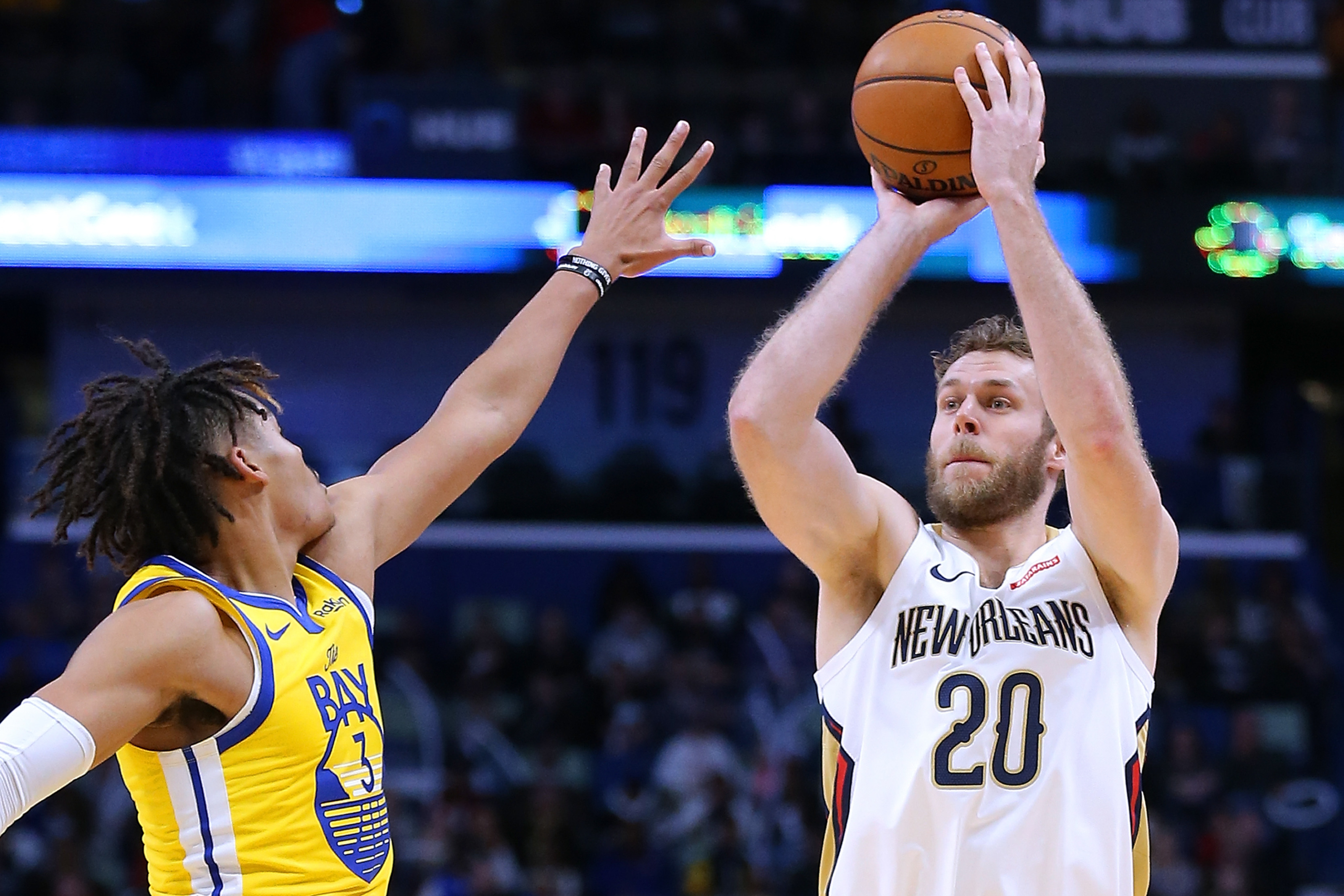 New Orleans Pelicans vs. Golden State Warriors: Betting Odds, Injuries and DFS Tips