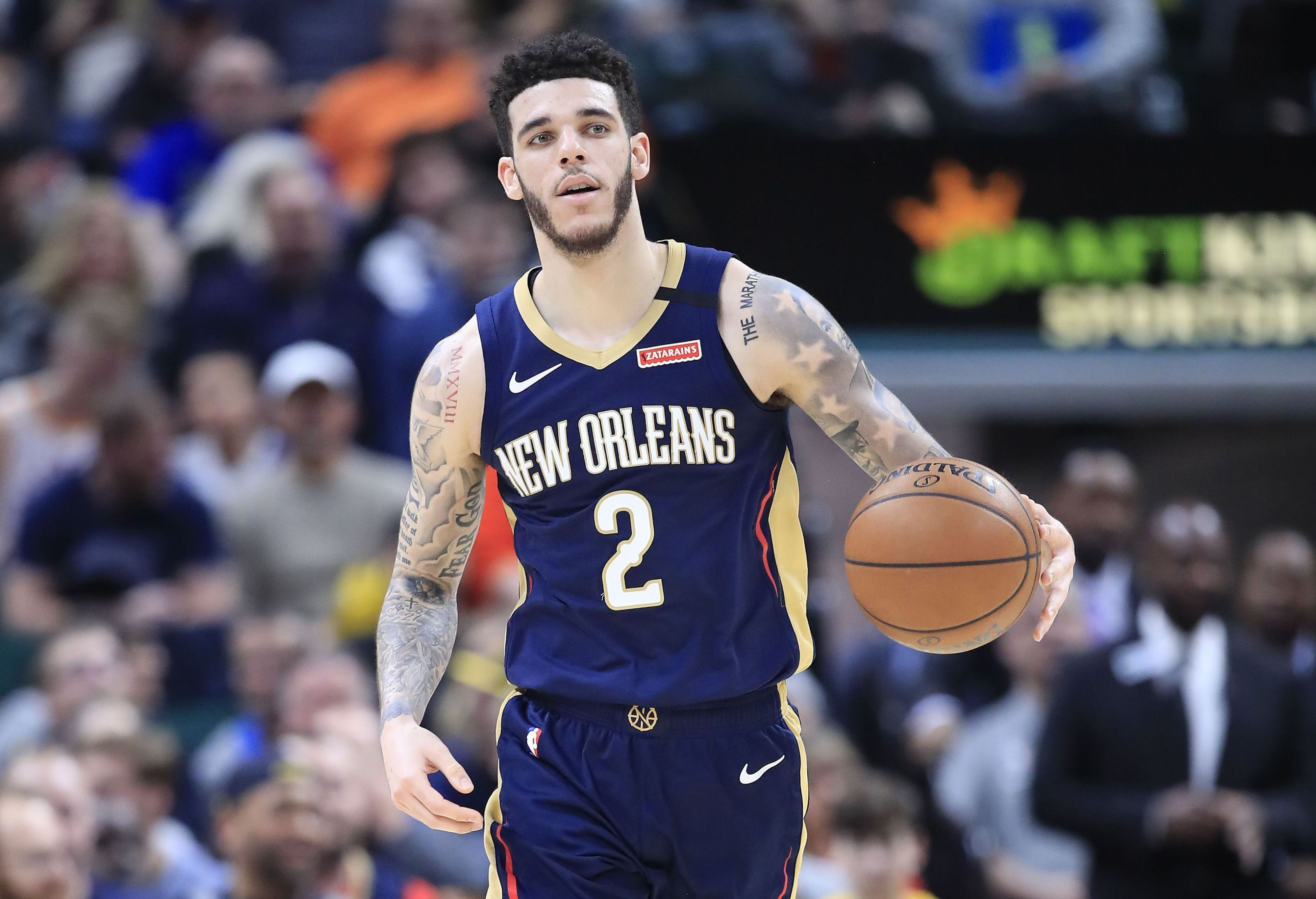 Lonzo Ball Is The Engine Behind Pelicans Resurgence Over Last 20 Games