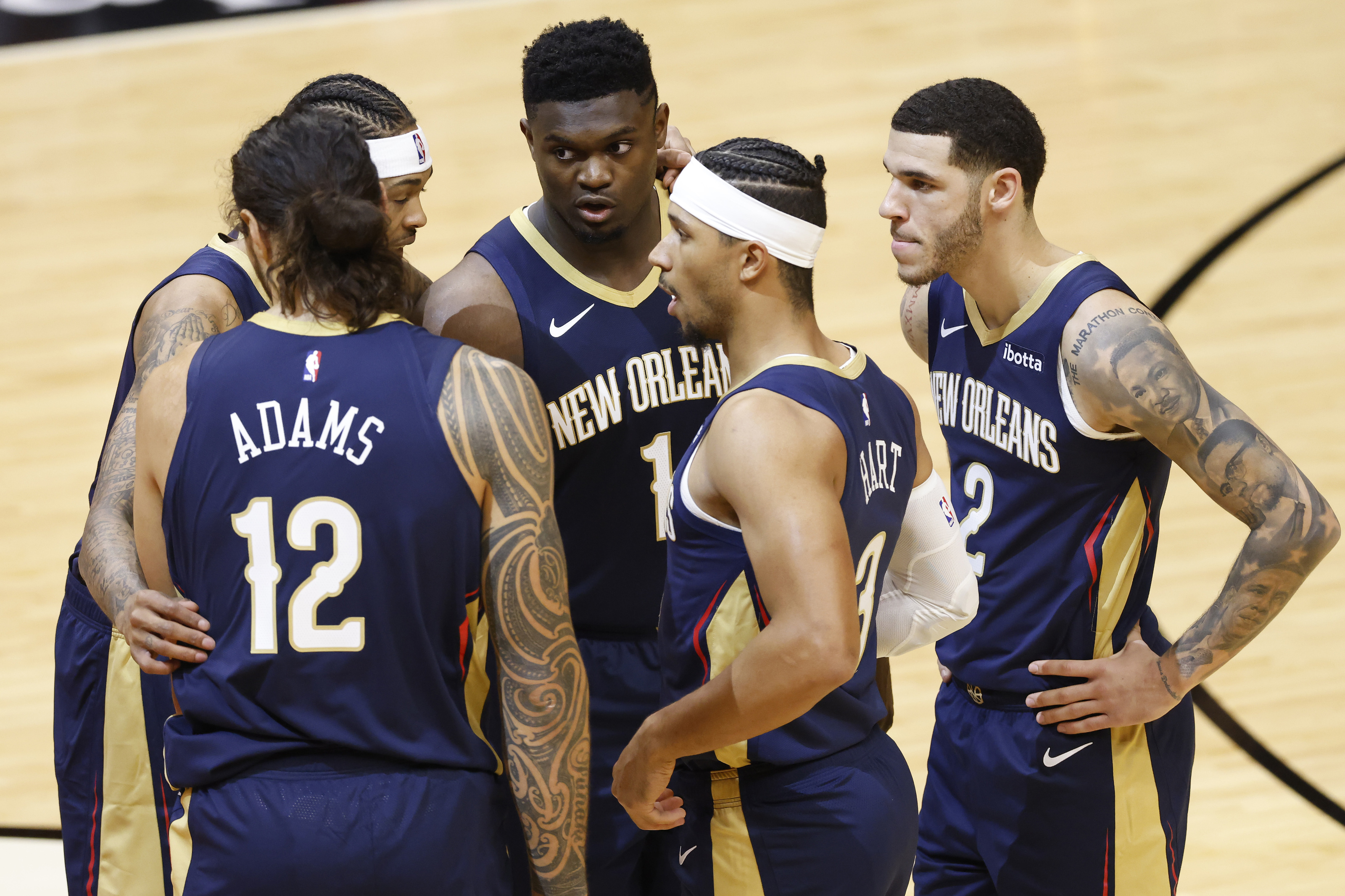 New Orleans Pelicans: The stat that is killing the Pels' offense