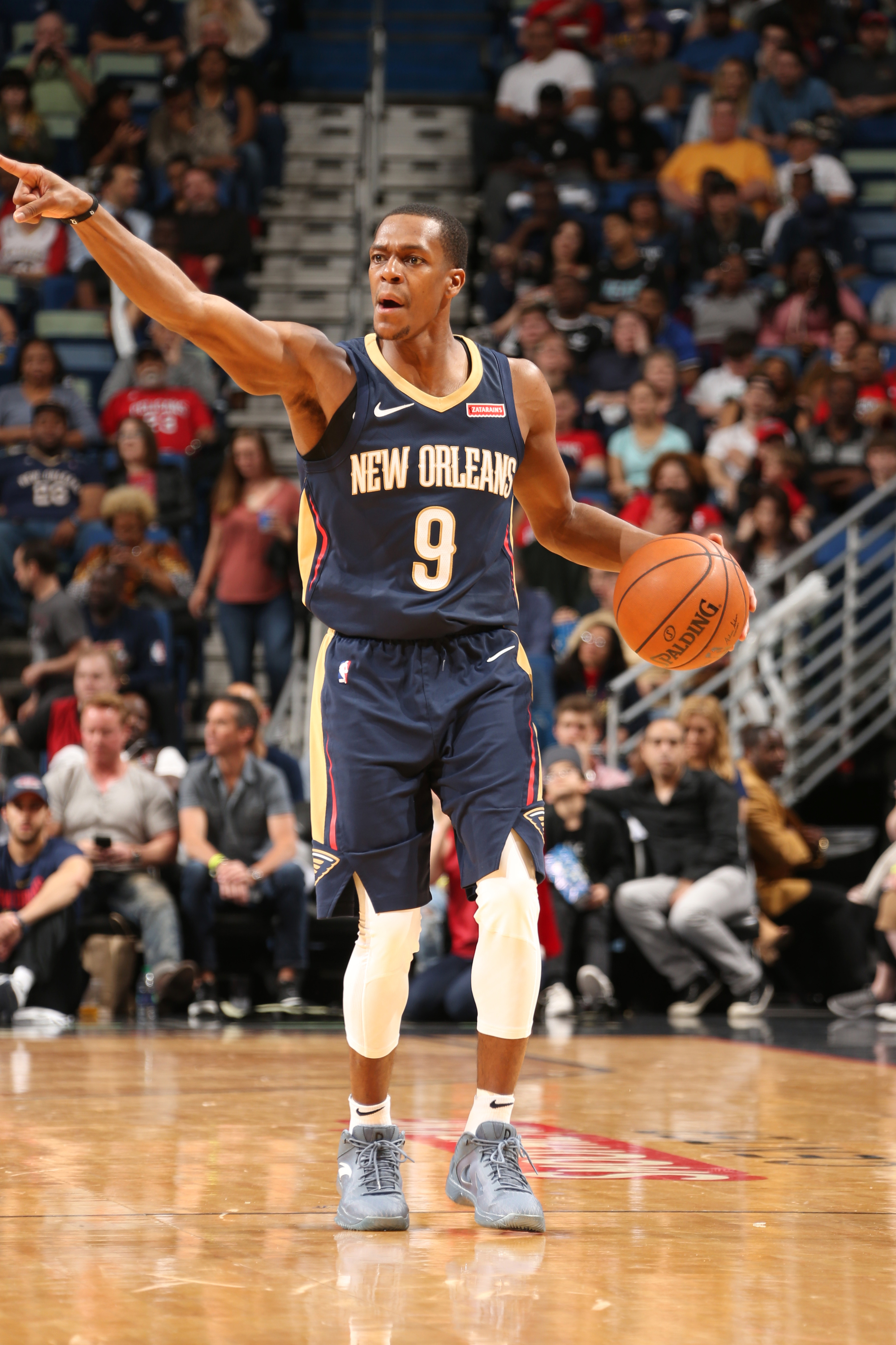 New Orleans Pelicans Rajon Rondo Might Have Found A Home In Nola