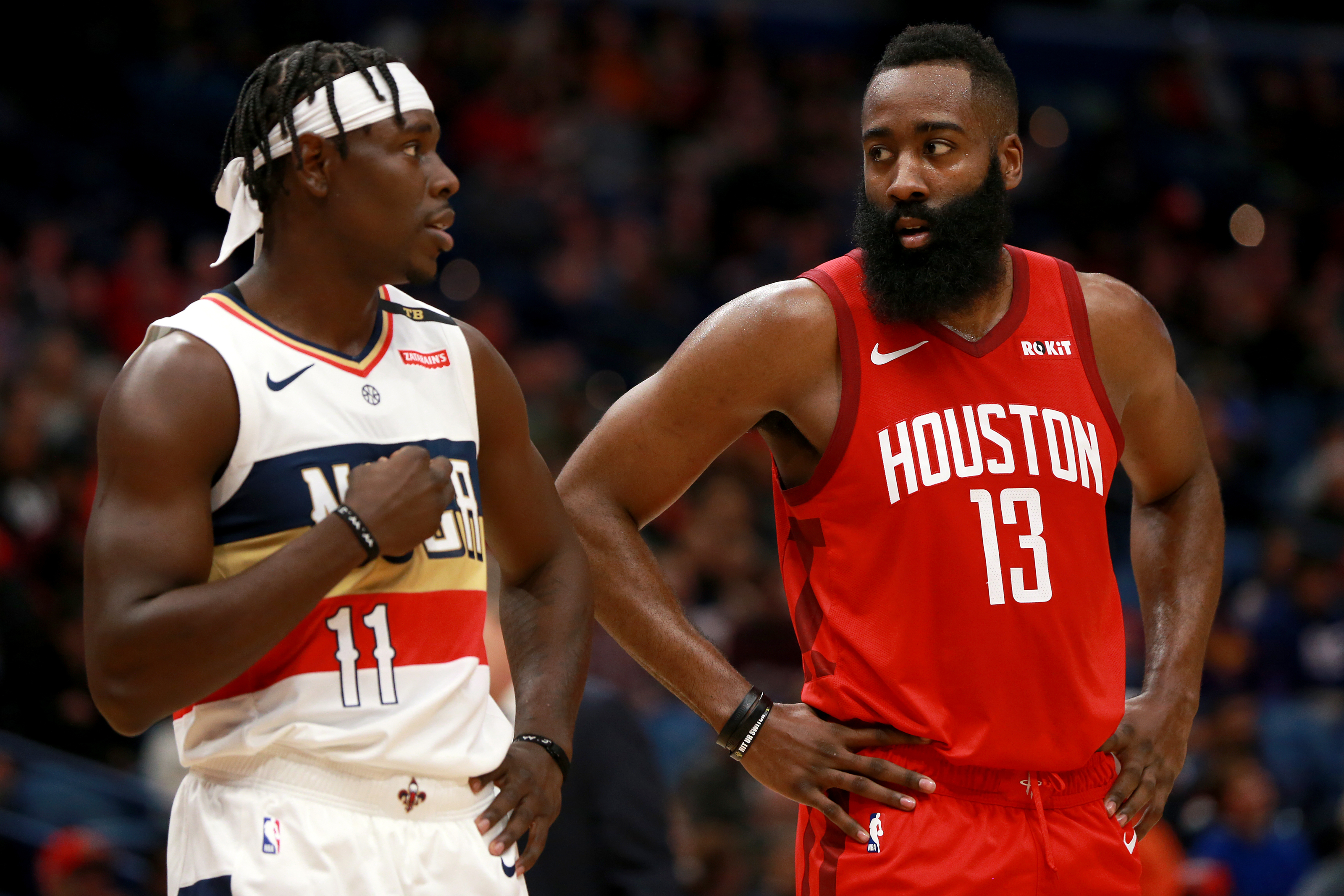 If Nets get Harden, where should New Orleans Pelicans trade Jrue Holiday?