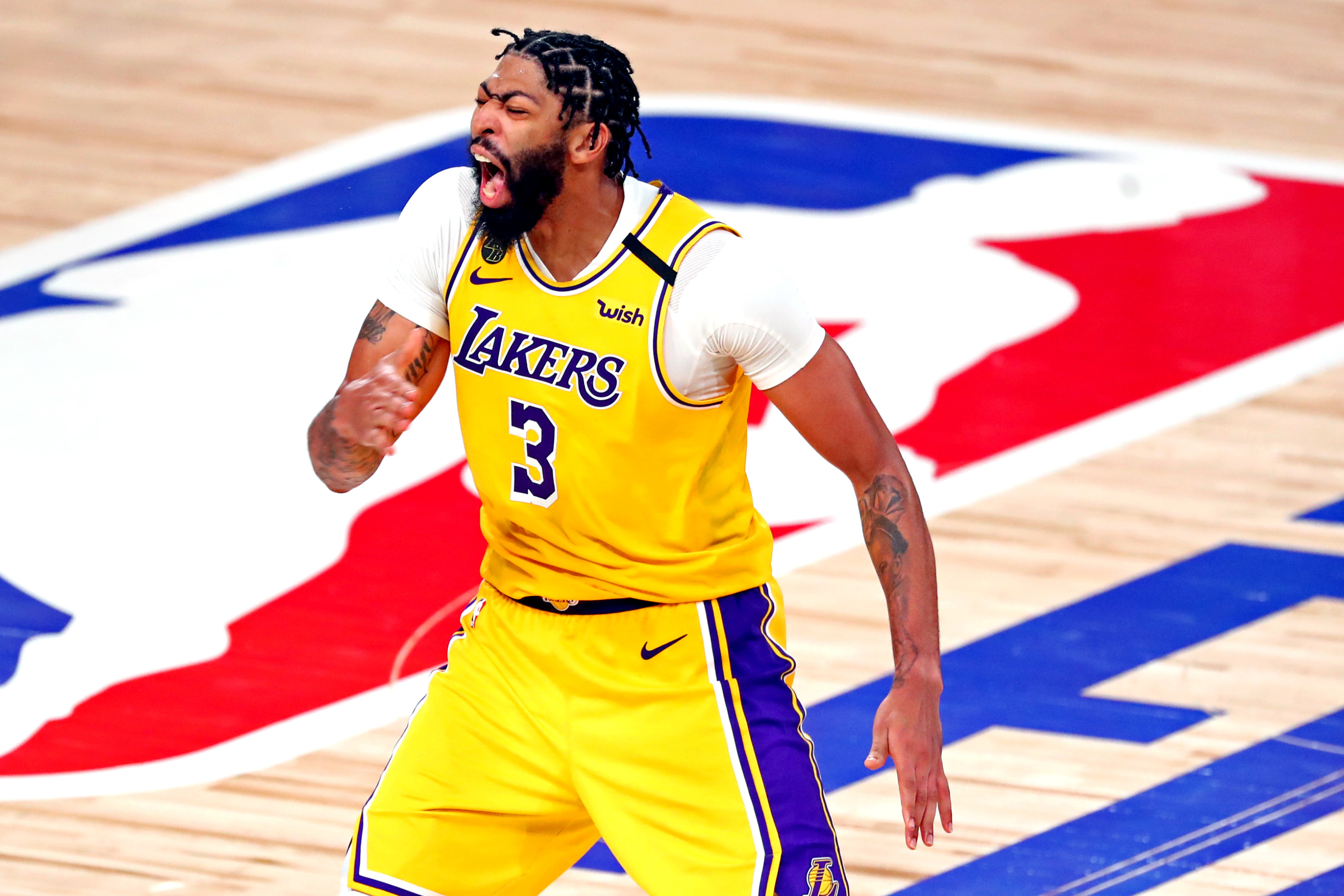 New Orleans Pelicans A Lakers Title Condemns The Anthony Davis Era